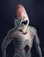 Creature Practice by Kevcatalan