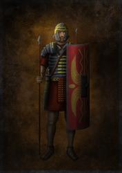 Roman Card by swatty007