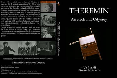 Theremin dvd cover by Xalira