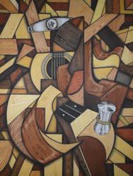 Abstract Acoustic by JonnyWynne