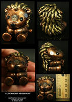 Clockwork Hedgehog by CatharsisJB