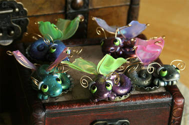 Fairy Dragons Return by CatharsisJB