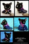 Magic Kitty by CatharsisJB