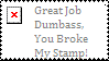 Broken Stamp by SonicRules8
