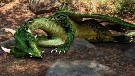 Let Sleeping Dragons Lie by EarthShattering