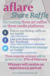 Share Raffle: Win Free Art by Ankoku-Flare
