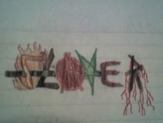 Slayer logo by Nossek by Thrash-Metal