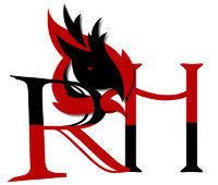 R H Logo by ThePixelMe
