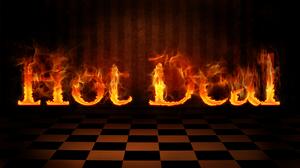 Hot Deal - Dark Version by ThePixelMe