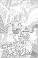Batman and Robin by adr-ben