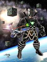 Galactus of Borg by wobblyone