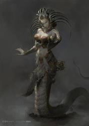 The devil virgin by fengua-zhong