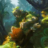 The fairy tale by fengua-zhong