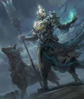 The gods by fengua-zhong