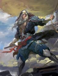Hunter by fengua-zhong