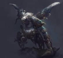 Monster by fengua-zhong