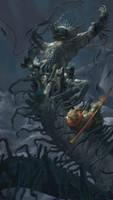Monkey Goes West by fengua-zhong