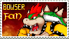 Bowser Fan Stamp by NeoZ7