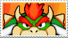 Bowser Stamp by NeoZ7