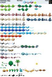 NEW Iso Tiles (Free) by NeoZ7