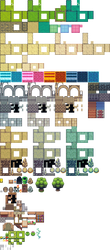 FREE 16x16 Tileset by NeoZ7