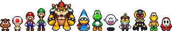 Mario and Luigi: The Shadow Chronicles by NeoZ7