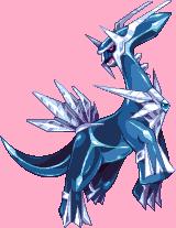 Dialga - Pixel Art by NeoZ7