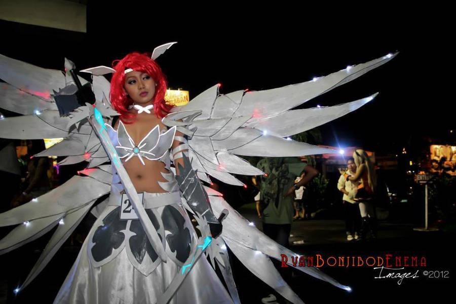 Erza Scarlet Heaven S Wheel Armor By Iamjievan On Deviantart