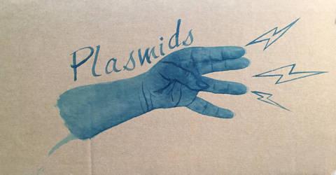 50 Hands Project - Plasmids by IFADEU337
