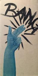 50 Hands Project - Finger Guns by IFADEU337