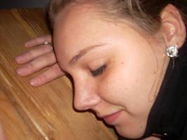 Lisa Sleeps by Chordewa