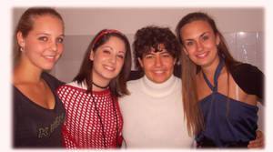 Four Girls by Chordewa