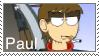 Paul stamp by alicetervoorde
