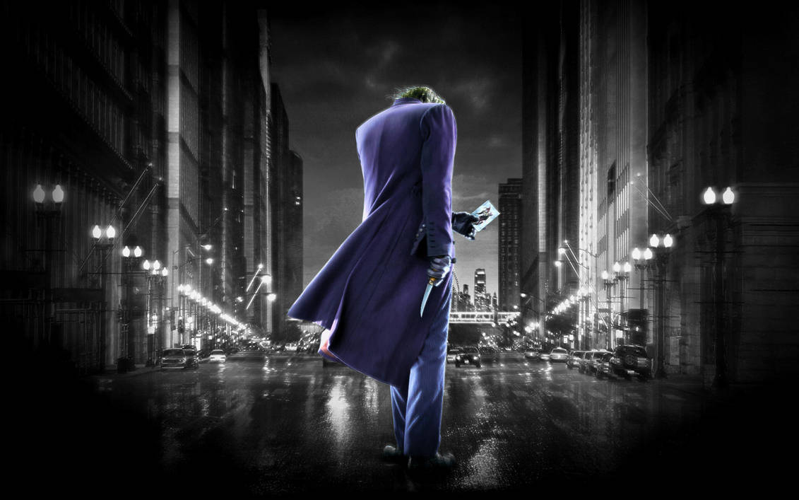 Joker HDTV by Eltony1984