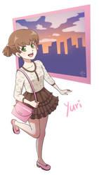 Yuri by YapuraMyau
