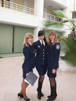 Ukrainian Police cadets by Count-Phoenix