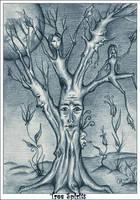 Tree Spirits by astral-phoenix