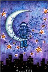 Moonchild by astral-phoenix
