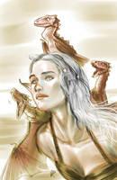 Daenerys Stormborn by peetietang