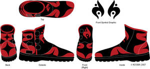 My Custom Boot by bigblued