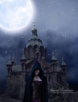Moonlight Watcher by RogerioGuimaraes