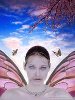Portrait of a Fairy by RogerioGuimaraes