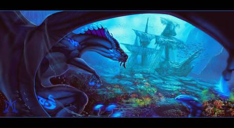 Journey's End by noctem-tenebris