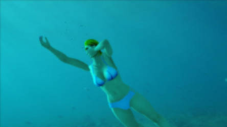 Samus Underwater Breathing by hannon13
