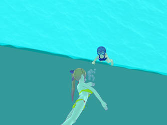 Mai Drowning Rescue by hannon13