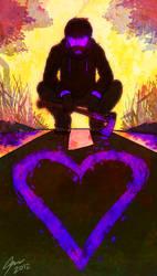 Heart by Faezza