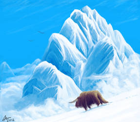 snowyra by Faezza