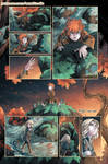 Small Trolls Page sample by MikaelHankonen