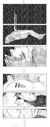 Brink of Death - Scrollcomic by MikaelHankonen