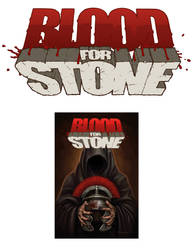 Logo Design - Blood For Stone by livewiredstudios